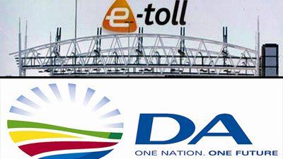 E-tolls will have sharp negative impact on the poor: DA