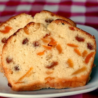 Apricot Raisin Cake - Rock Recipes -The Best Food & Photos from my St. John's, Newfoundland Kitchen.