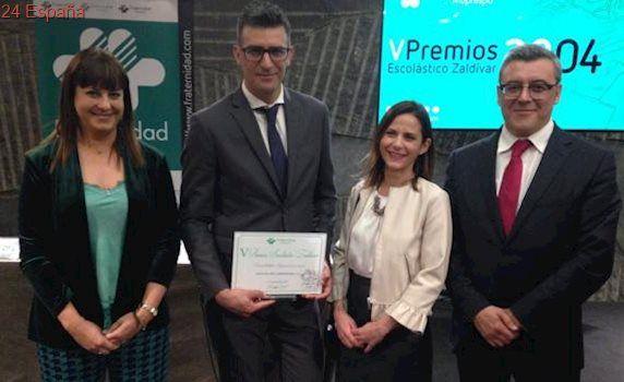Agamed logra el reconocimiento nacional por su seguridad y salud laboral