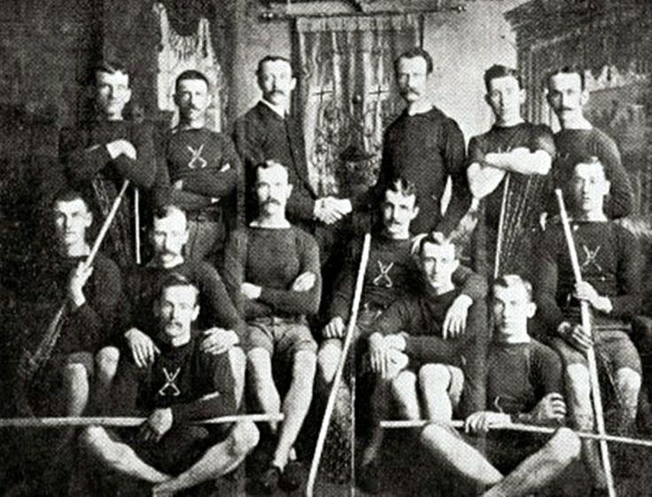 Brockville Lacrosse team (1886)