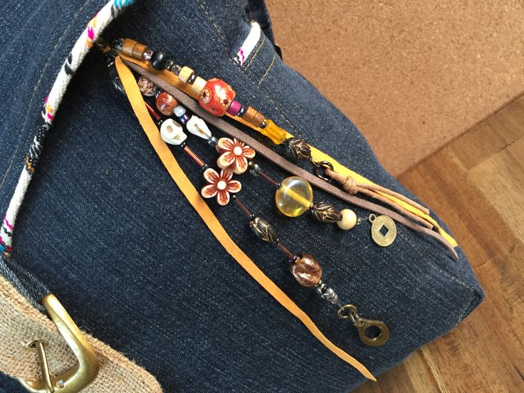 gypsy key chain / bohemian jewellery /Boho tassel key chain /key chain boho / gypsy beach bag charm /gift key chain/ key chain boho tassel by BelaCiganaBags on Etsy