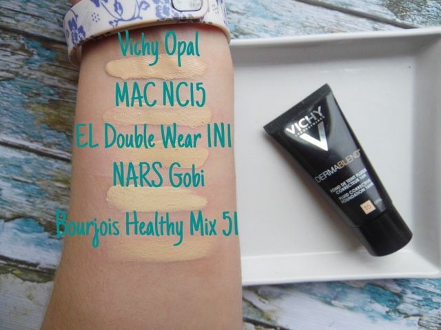 Vichy Dermablend Full Review