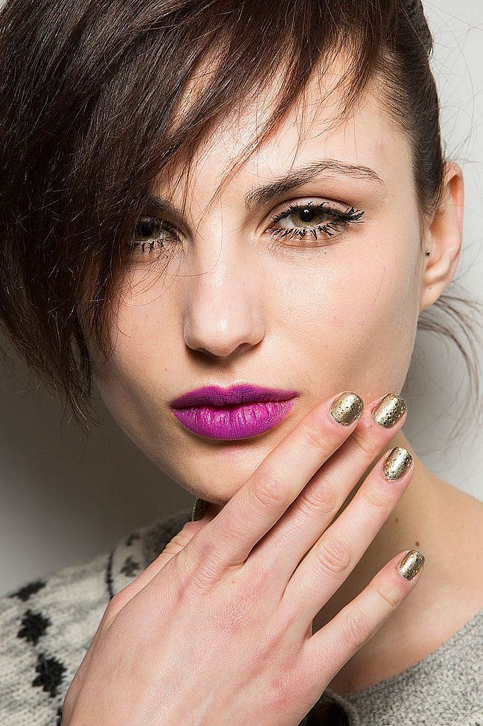 Nail Trends Fall 2015 | New York Fashion Week | POPSUGAR Beauty