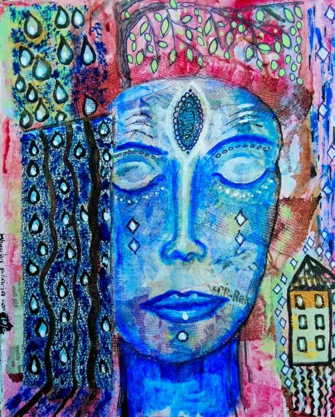 SOUL CLEANSING by mimuluxART on Etsy