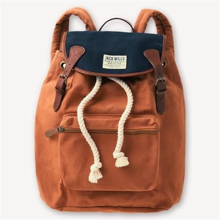 Penrose Backpack From Jack Wills