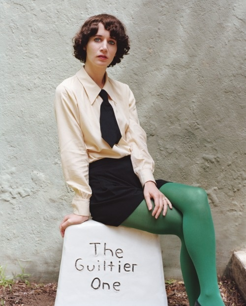 Miranda July Baby Hopper