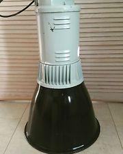 BIG INDUSTRIAL FACTORY VINTAGE ANTIQUE LAMP LIGHT- E27 FITTING