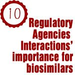 By the end of this decade, a significant number of blockbuster drugs will go off patent, allowing a large number of biosimilar products to enter the market. Navigable regulatory pathways are essential for the biosimilars enormous potential for increased profit margins. Click on the link and learn more about Regulatory Agencies Interactions' Importance for biosimilars.