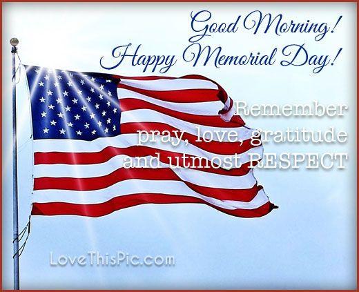 Happy Memorial Day Photos