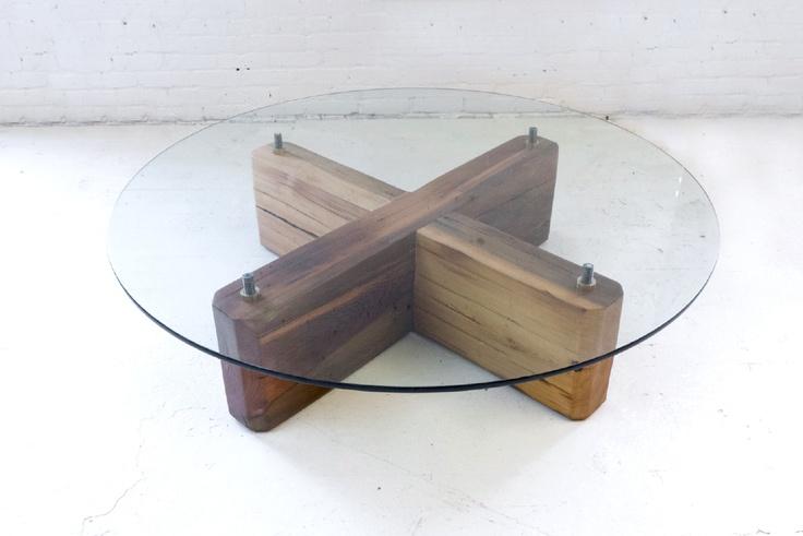 Coffee table by Olga Guanabara Brooklyn-NY