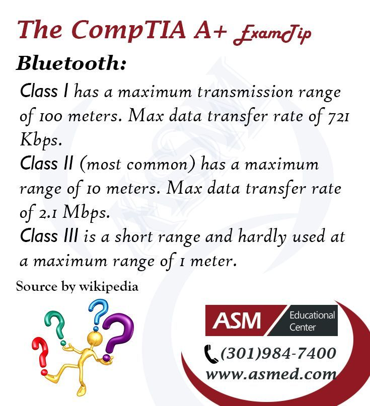48 best technology aka geekism images on pinterest computer comptia atraining tip bluetooth for more information to get certified for fandeluxe Images