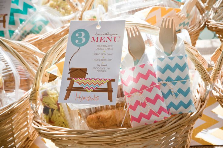Picnic Basket Breakfast Ideas : Picnic breakfast ideas each family had a basket