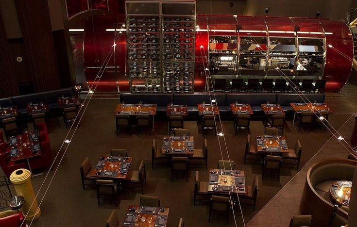 steak house images | ... Is Fabulous Inside Gordon Ramsay Steak - Eater Inside - Eater Vegas