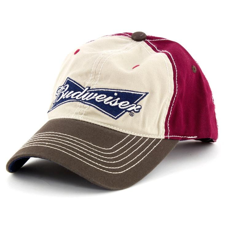 Budweiser Embroidered Ball Cap
