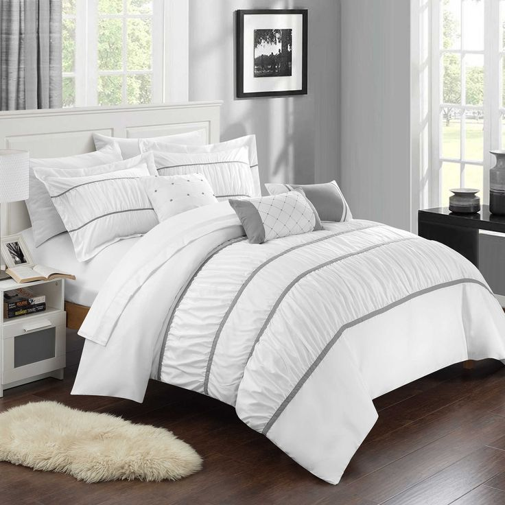 Chic Home Aero 10 Piece Comforter Set