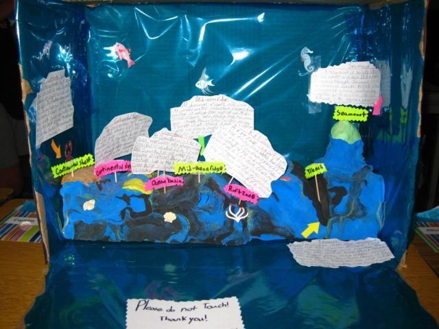 26 best ocean floor images on pinterest school projects earth ocean floor 1 science projectsschool sciox Images