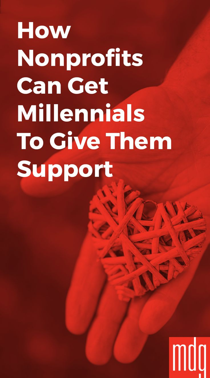 How Nonprofits Can Get Millennials to Give Them Support  -- While nonprofit organizations have found a generous supply of donors in previous generations, Millennials are posing a challenge because they prefer to show their support with a new form of philanthropy. Millennials' lack of interest in mainstream nonprofits caused the American Red Cross to suffer its worst fundraising year in more than a decade in 2015.