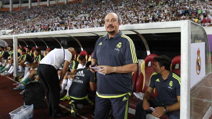 Real Madrid: Golpe bajo de Mourinho a Benítez, a quien Florentino ya aconsejó ponerse a dieta. Noticias de Fútbol