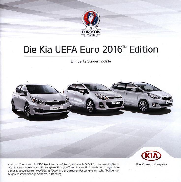 https://flic.kr/p/LkPFco | KIA UEFA Euro 2016 Edition