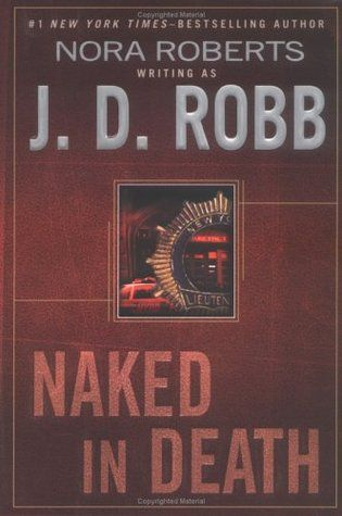 J. D. Robb - In Death Series.  Love this series written by Nora Roberts about a futuristic NY City homocide detective Lieutenant Eve Dallas, her husband - the insanely wealthy & powrful Roarke, and all the cast of characters we see over and over in all the books!  :)