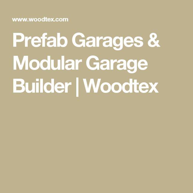 Best 25 Garage Apartment Kits Ideas On Pinterest: Best 10+ Prefab Garages Ideas On Pinterest