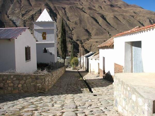 Sta. Victoria, Salta, se accede desde Yavi, Jujuy. Imperdible