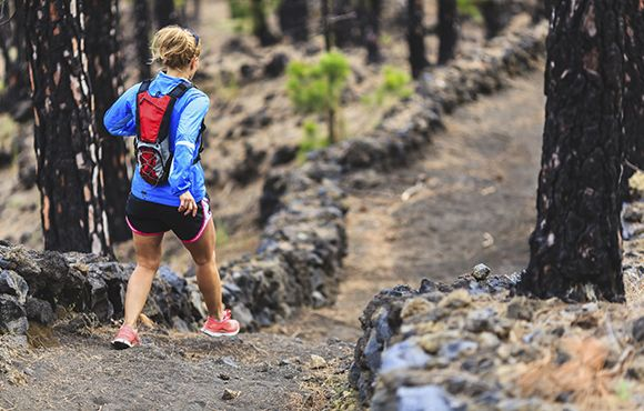 Strong trail running requires practice, proper training and a great deal of focus. Here's how to improve your off-road technique.
