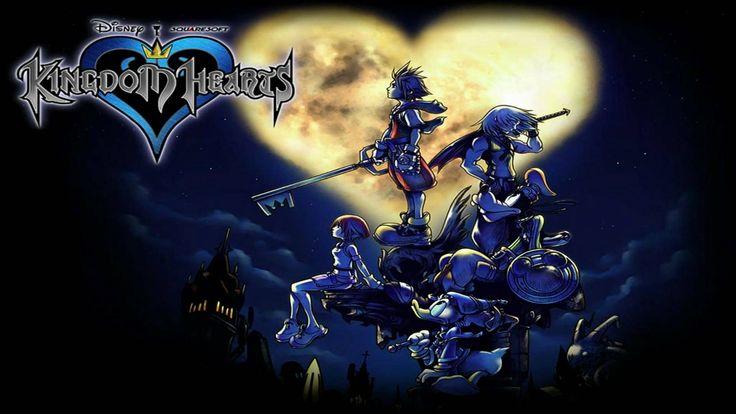 Kingdom Hearts - Yoko Shimomura - Welcome to Wonderland - YouTube