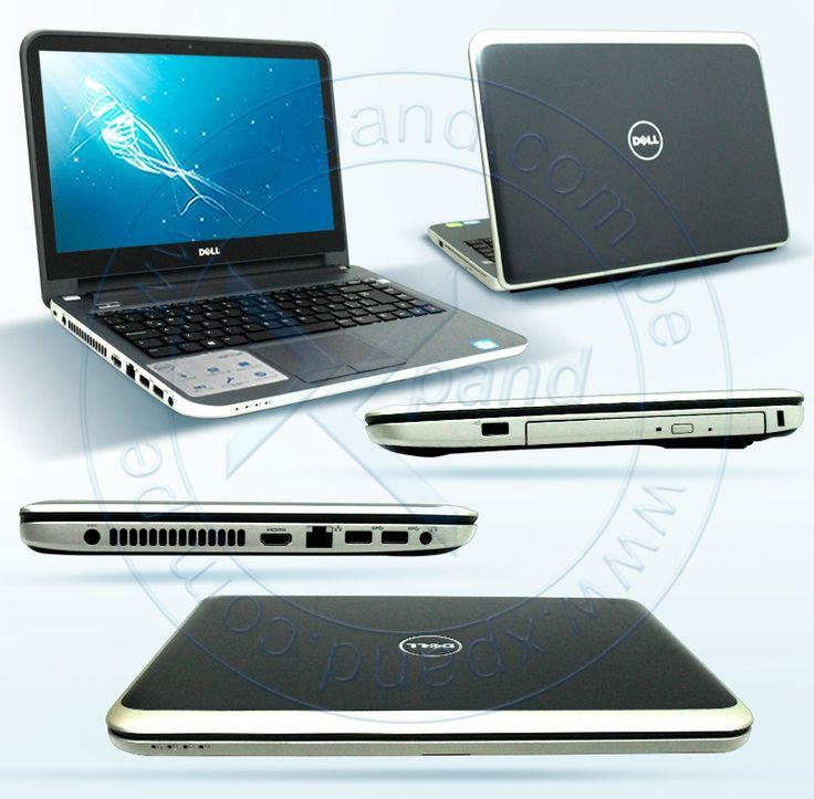 "Notebook DELL Inspirion 15R, 15.6"" LED, Intel Core i7-4500U 1.80GHz, 8GB DDR3.  Disco duro 1TB SATA, DVD SuperMulti, video Intel HD Graphics 4400, WLAN 802.11b/g/n, Bluetooth, cámara web. Sistema Operativo Windows 8. CARACTERISTICAS : PANTALLA 15.6 PULG LCD TFT LED RESOLUCIÓN MAXIMA 1366X768 LED BACKLIGHT CPU INTEL CORE i7 4500U 1.80 GHZ CACHE L3 4 MB MEMORIA CAPACIDAD 8 GB TIPO DDR3 DISCO DURO CAPACIDAD 1 TB TIPO SATA OPTICO DVD SUPERMULTI LECTOR DE MEMORIAS MMC (MULTIMEDIA CARD) MS"