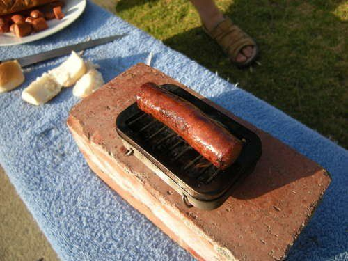 Use an Altoids Sours Tin to Create a Mini BBQ Grill