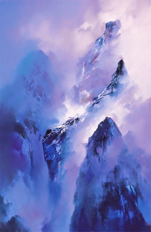 Above Art   Ken Hong Leung «Заколдованные пейзажи»