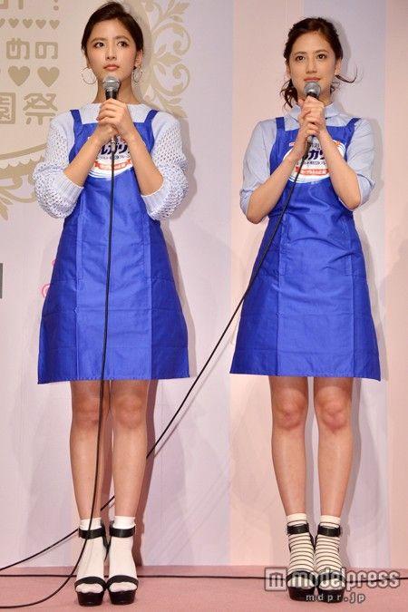 E-girls、篠田麻里子も参戦 「JJ」モデルの華やかランウェイに2千人魅了<写真特集> の写真 - モデルプレス / (左から)藤井萩花、藤井夏恋姉妹