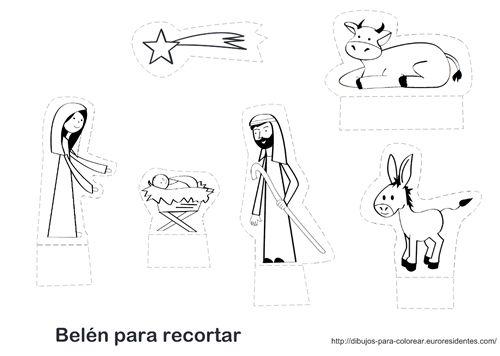 17 best images about ideas para navidad on pinterest - Belen navidad manualidades ...