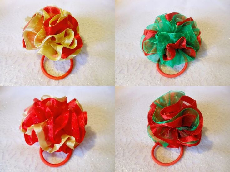 XMAS GIRLS LADIES PARTY PROM DANCE CHIFFON RIBBON WRIST CORSAGE ACCESSORY  #Accessory #Prom