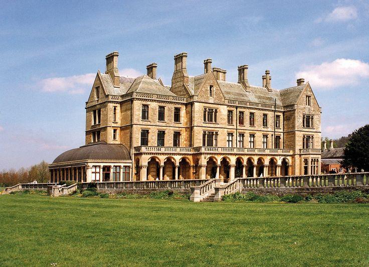 dream wedding venue: the walton hall & hotel in warwickshire, uk