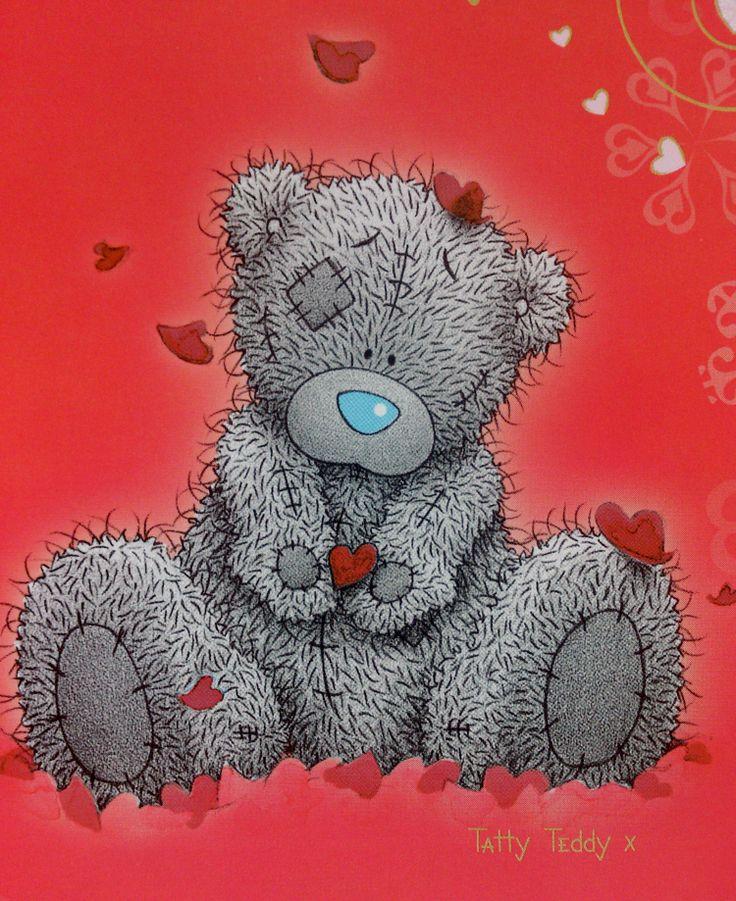 In love Tatty Teddy