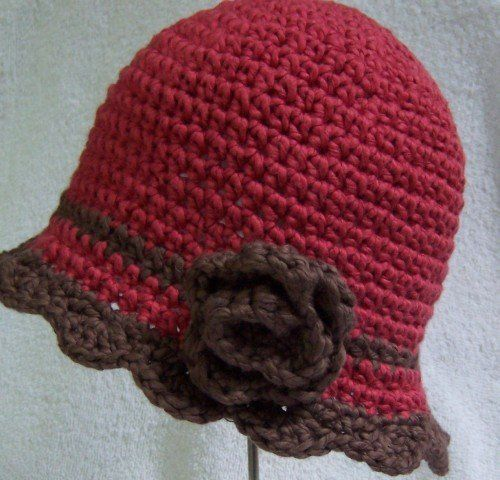 Free Knitting Pattern Baby Cloche Hat : 1000+ images about Knitting Loom on Pinterest Loom knitting patterns, Stitc...