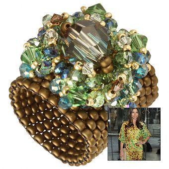 kronjuwelen.com | Anleitung Peyote Ring | online kaufen