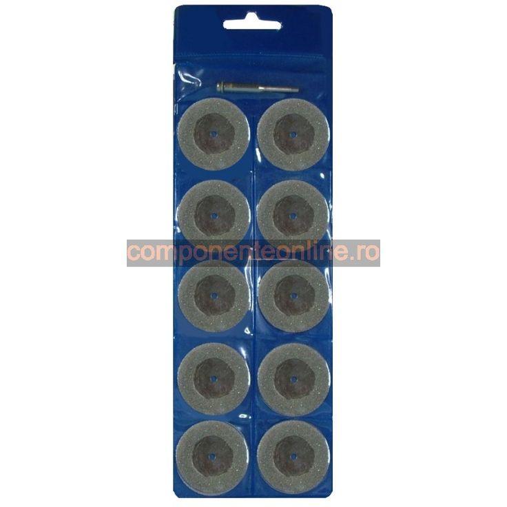 Trusa freze disc, diamantate, 40mm - 117143