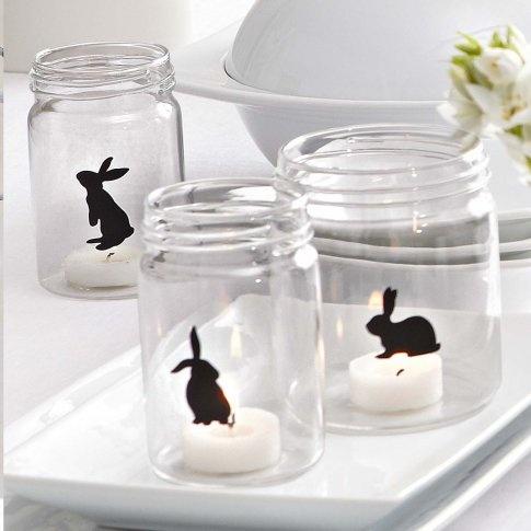 Noch mehr Ideen für Ostern: einfach, schlicht...aber es wirkt sooo grossartig!!