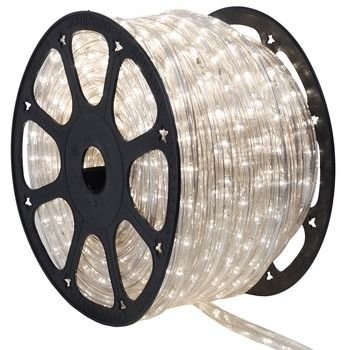 Holiday Living 18 Ft Clear Rope Light Holiday Living 216 Count 18