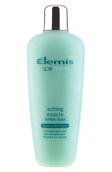 Elemis Aching Muscle Super Soak available at #Nordstrom. Got this on a cruise and it is worth every penny. Amazing.