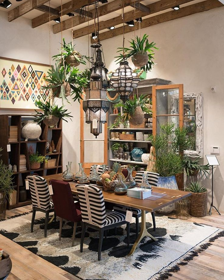 Anthropologie Dining Room: Dining Room Inspiration, Courtesy Of Our Newly Expanded