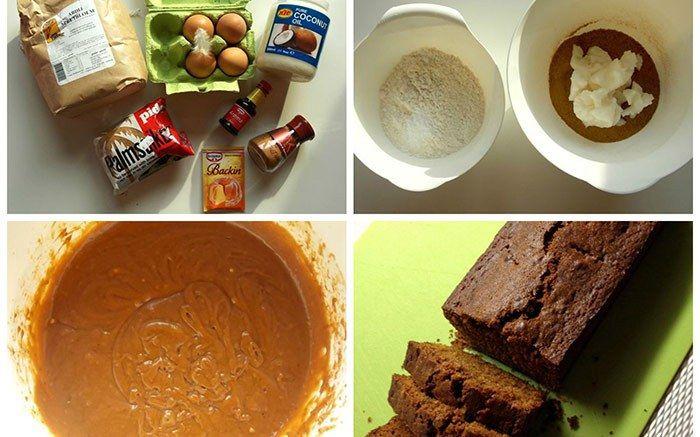 Herfstcake met speltmeel (low FODMAP, met glutenvrije optie)