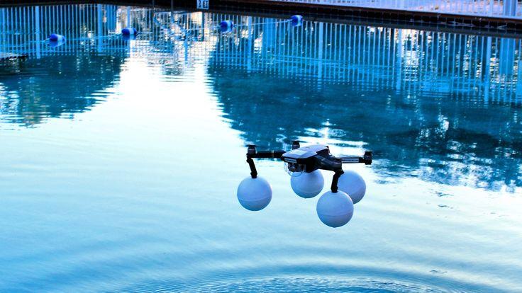 DJI Mavic pro 99mm float test https://www.camerasdirect.com.au/dji-drones-osmo/dji-mavic-pro