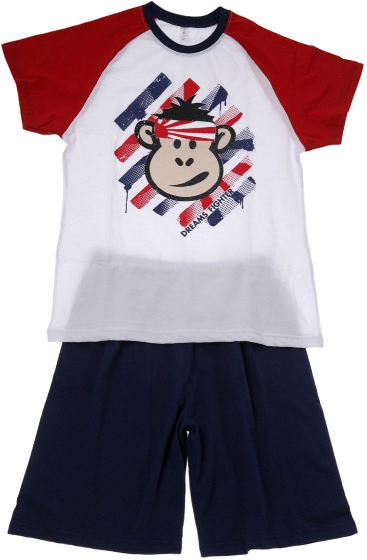 Dreams παιδική πιτζάμα «Fighter» - Παιδικά ρούχα AZshop.gr
