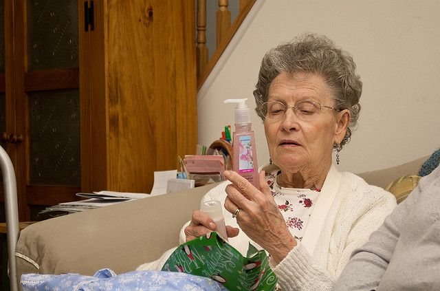 Christmas gift ideas for homebound older people