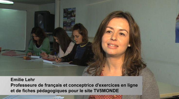 Destination Francophonie #57 Bonus 2 : Émilie Lehr #TV5MONDE