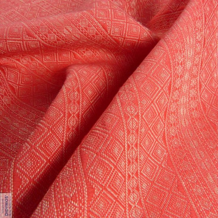Didymos Indio Corallina Wrap (hemp) Image