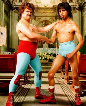 How to Make a Nacho Libre Costume